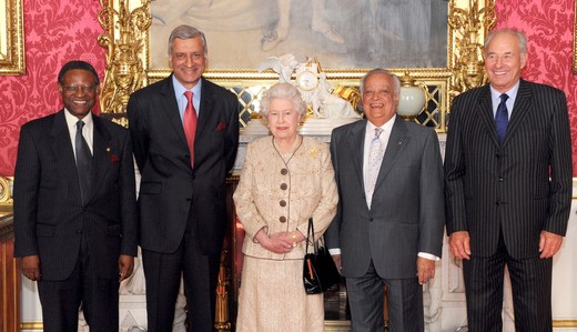 BRITAIN-ROYALS-COMMONWEALTH