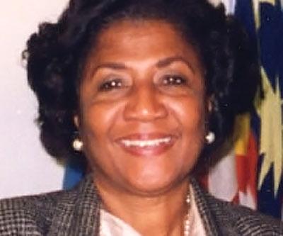 Patsy Robertson